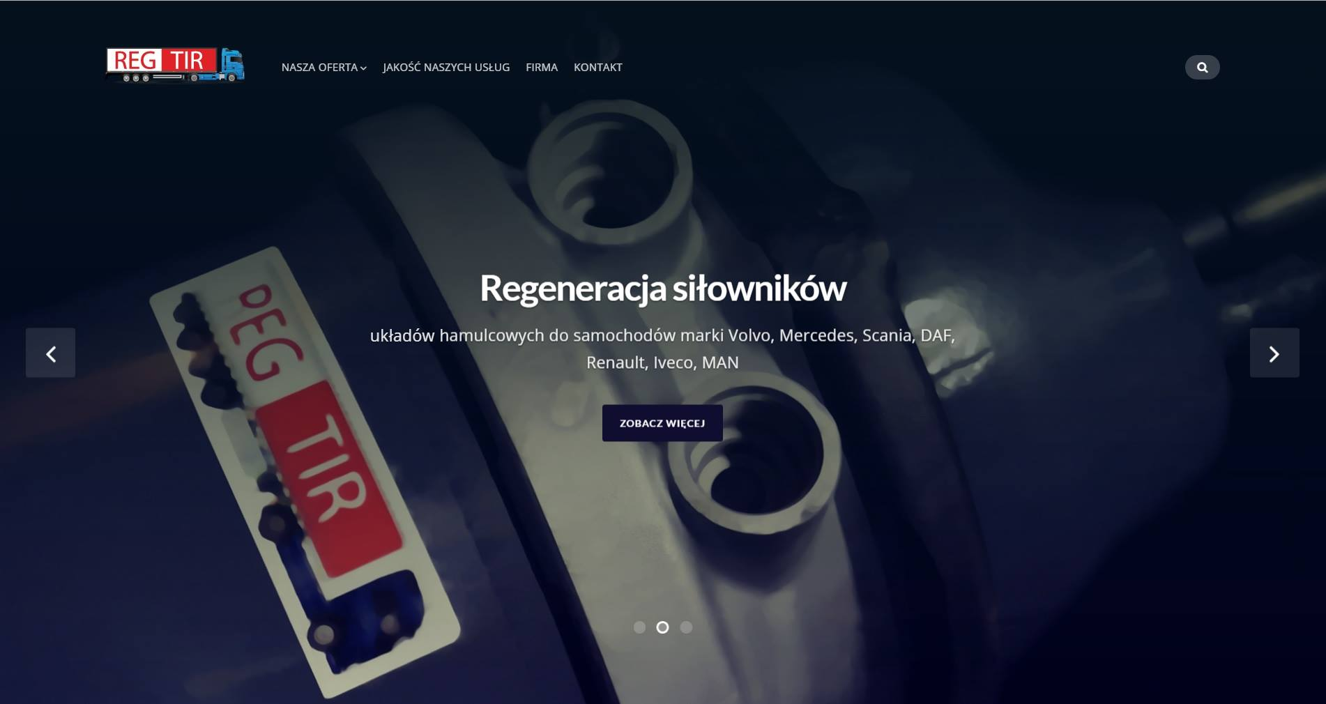 REG-TIR Regeneracja zacisków
